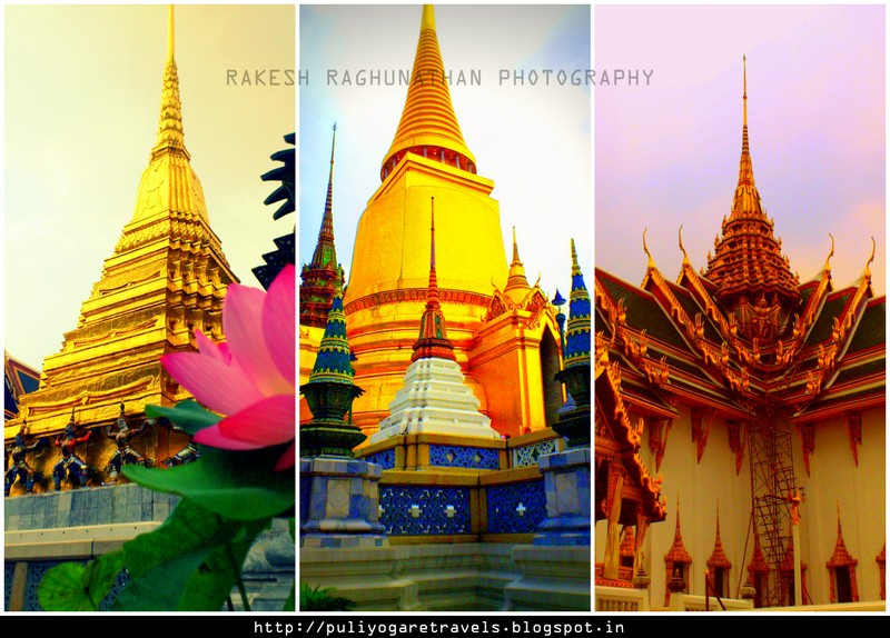 The Grand Palace - A cultural confluence