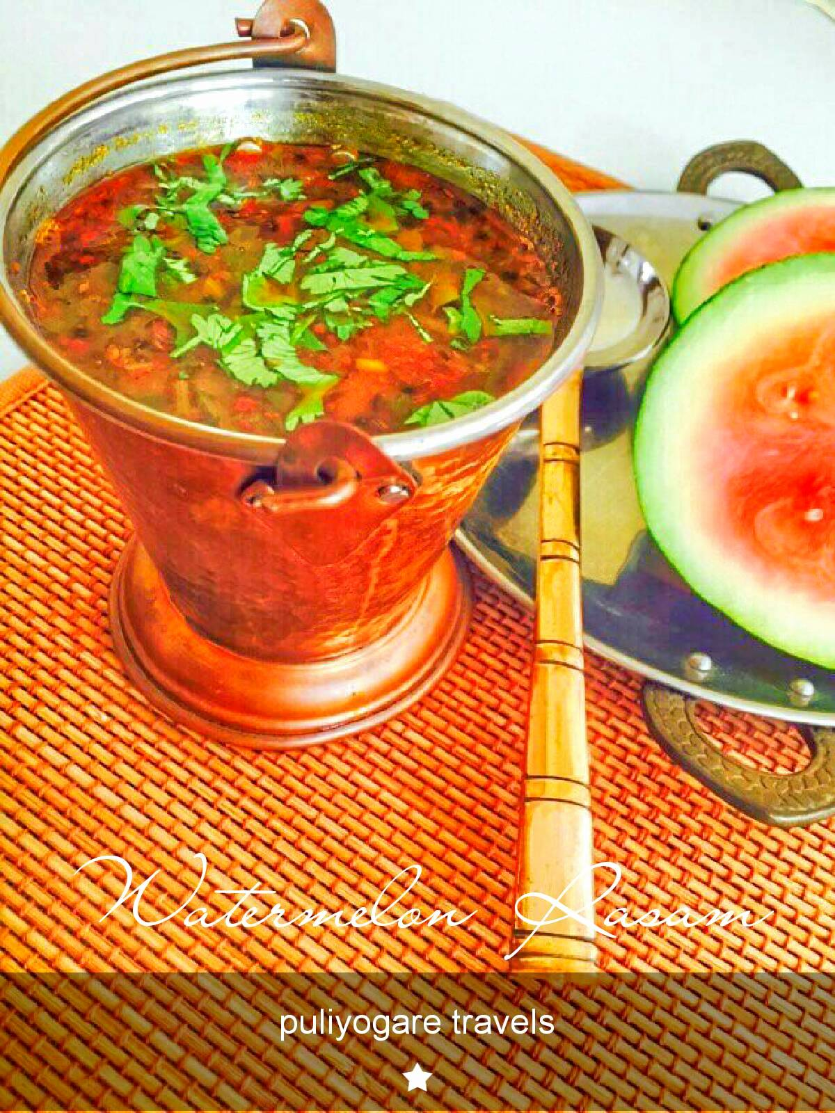 Watermelon Rasam