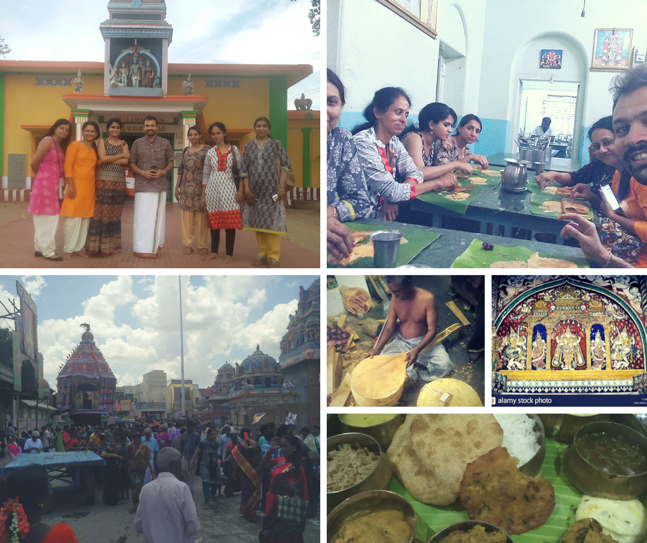 Copy of Culinary holiday to Thanjavur - Collage